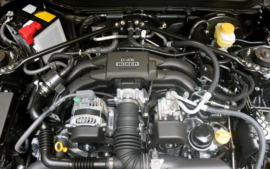 2020 Subaru BRZ Redesign Engine