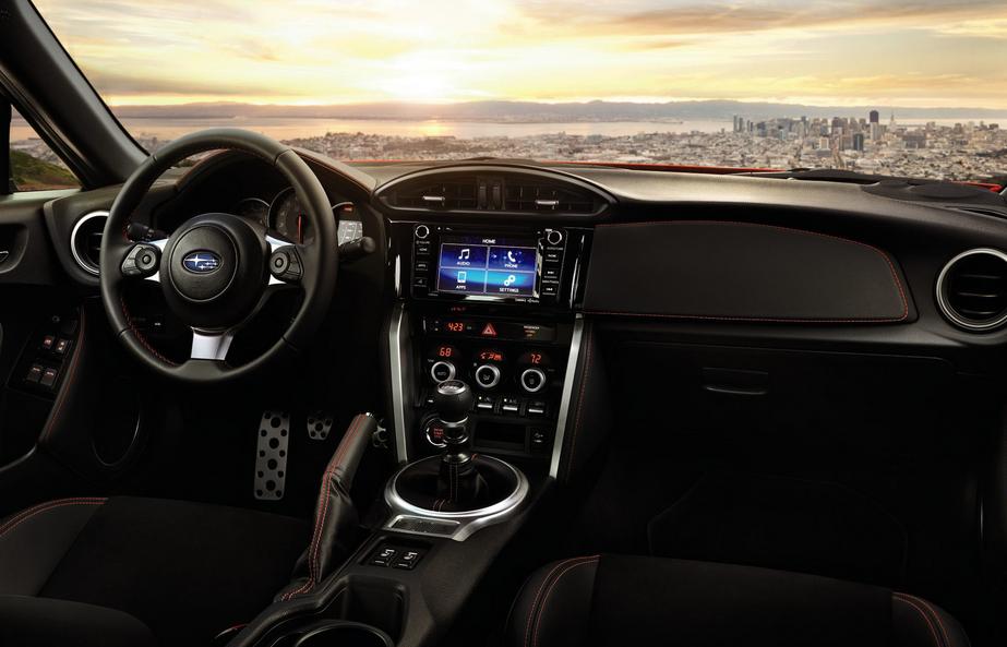 2020 Subaru BRZ Redesign Interior