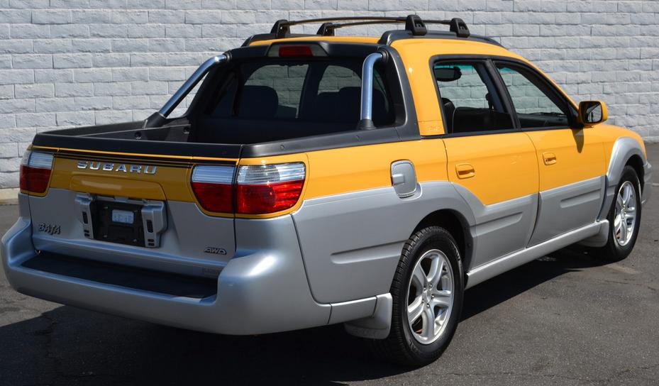 2020 Subaru Baja Concept