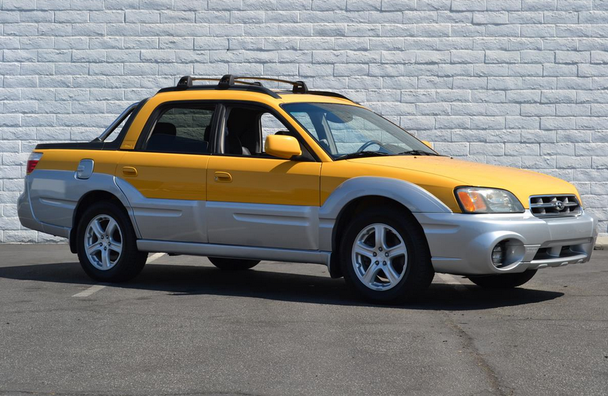2020 Subaru Baja Exterior