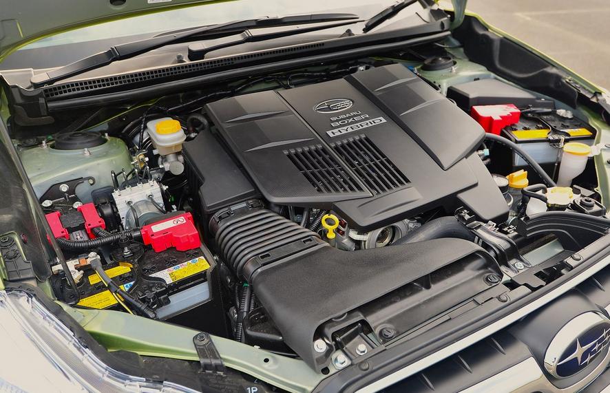 2020 Subaru Crosstrek Redesign Engine