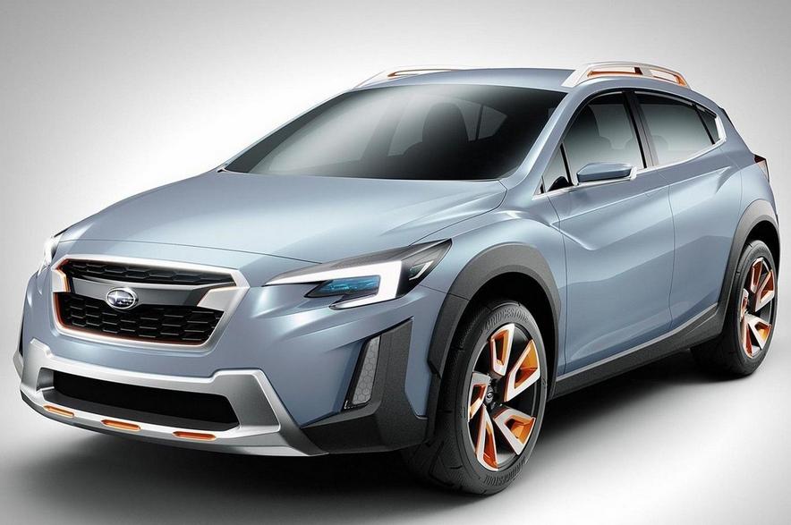 2020 Subaru Crosstrek Redesign Exterior