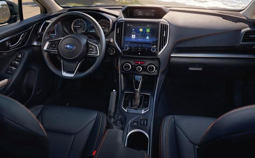 2020 Subaru Crosstrek Redesign Interior