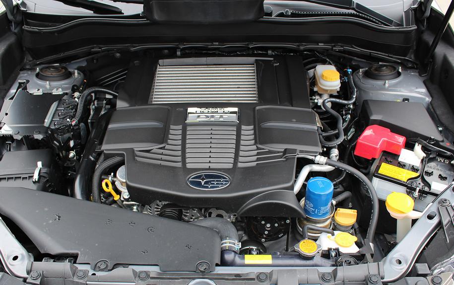 2020 Subaru Forester Redesign Engine