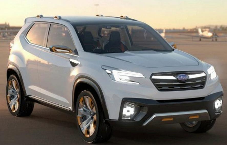 2020 Subaru Forester Redesign Exterior