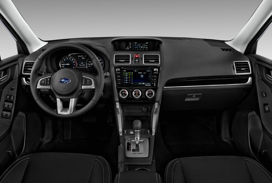 2020 Subaru Forester Redesign Interior