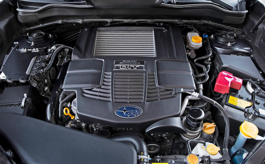 2020 Subaru Hatchback Engine
