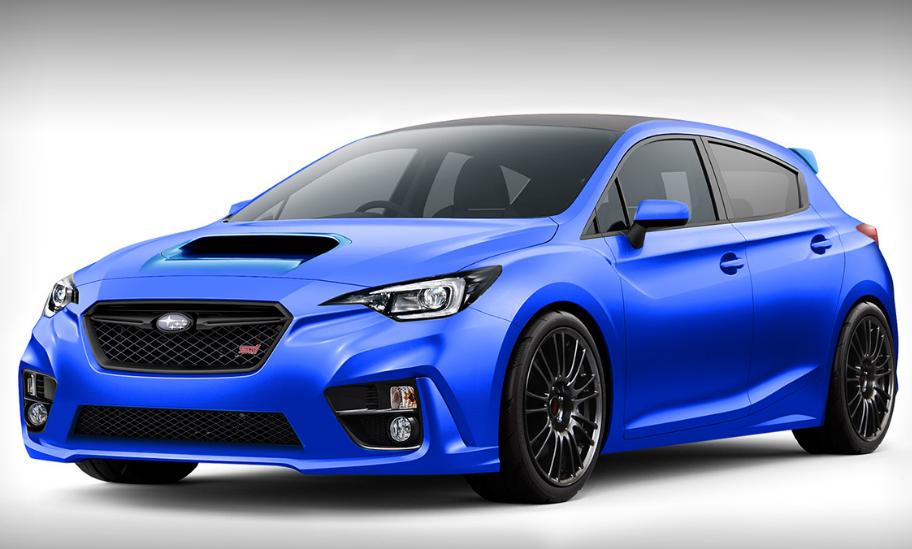 2020 Subaru Hatchback Exterior