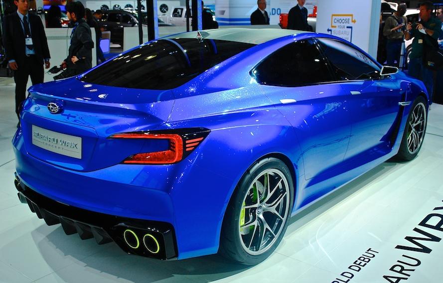 2020 Subaru Impreza Concept