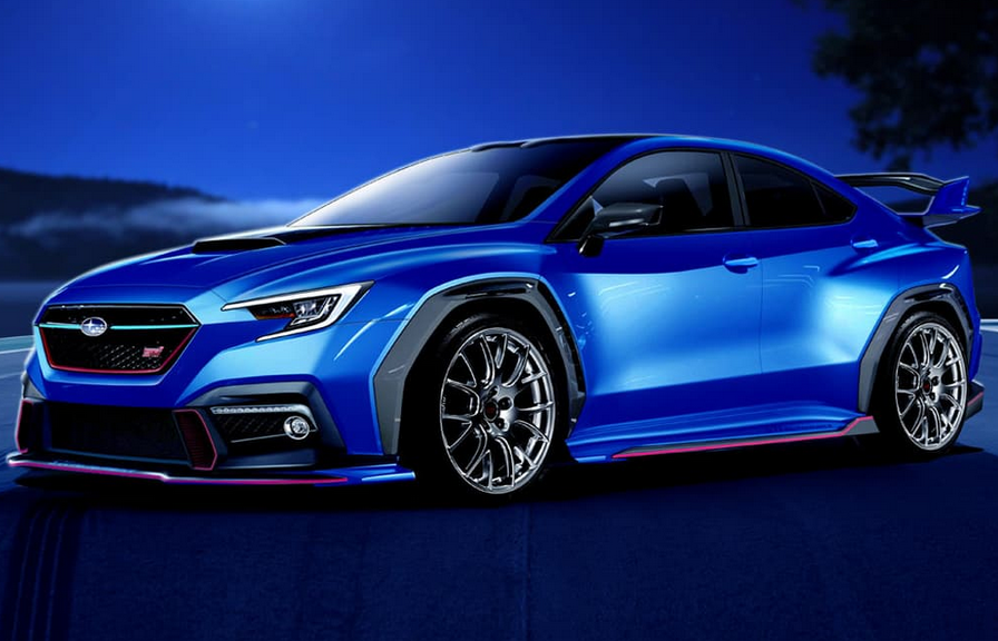 2020 Subaru Impreza Exterior