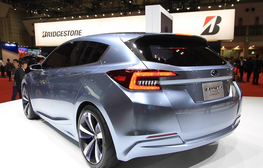 2020 Subaru Impreza Hatchback Concept