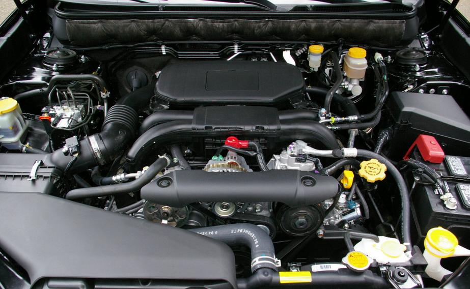 2020 Subaru Legacy 3.6r Limited Engine