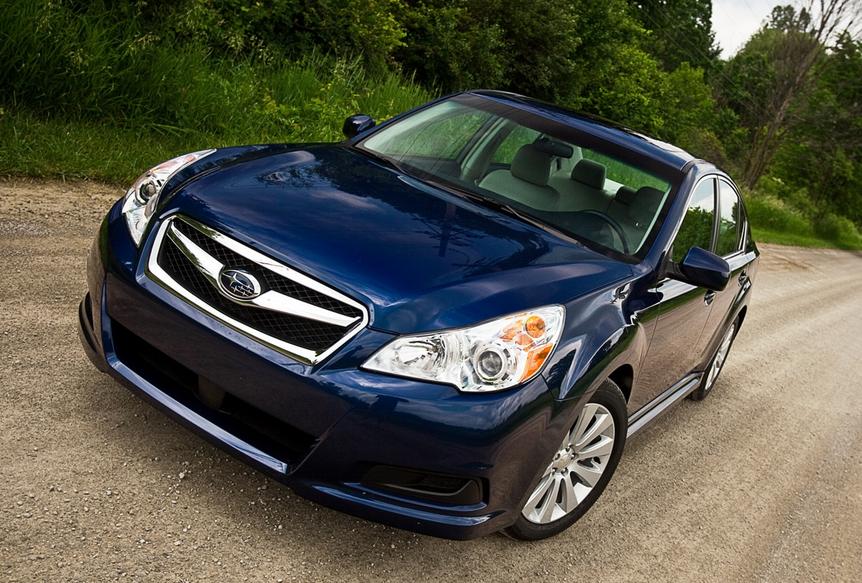 2020 Subaru Legacy 3.6r Limited Exterior