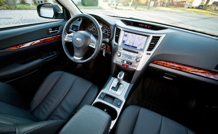 2020 Subaru Legacy 3.6r Limited Interior