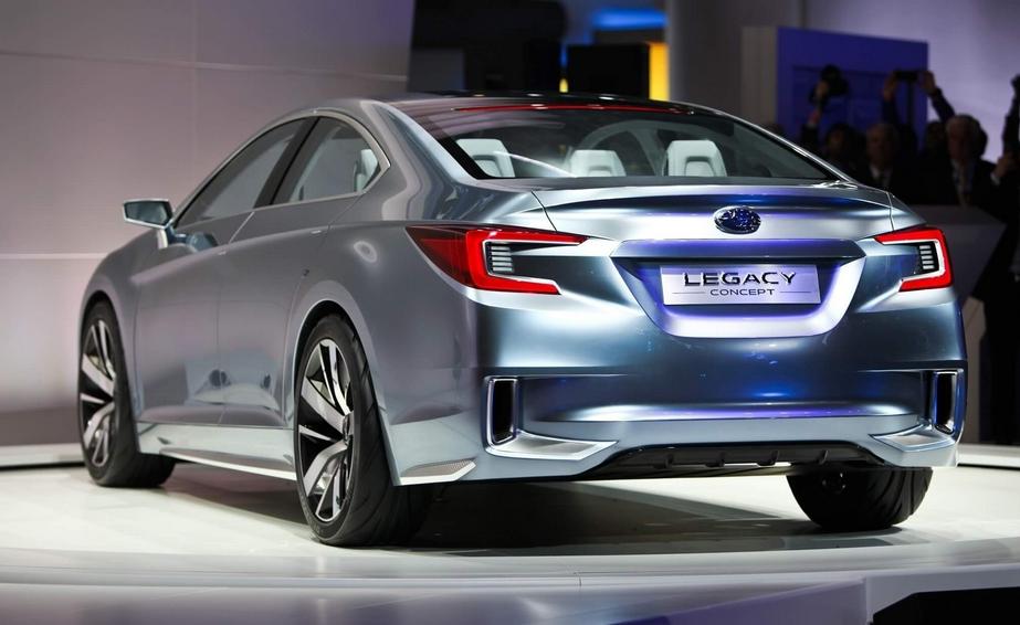2020 Subaru Legacy Concept