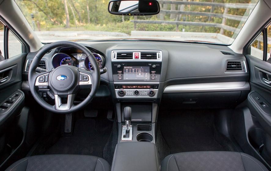 2020 Subaru Legacy Redesign Interior