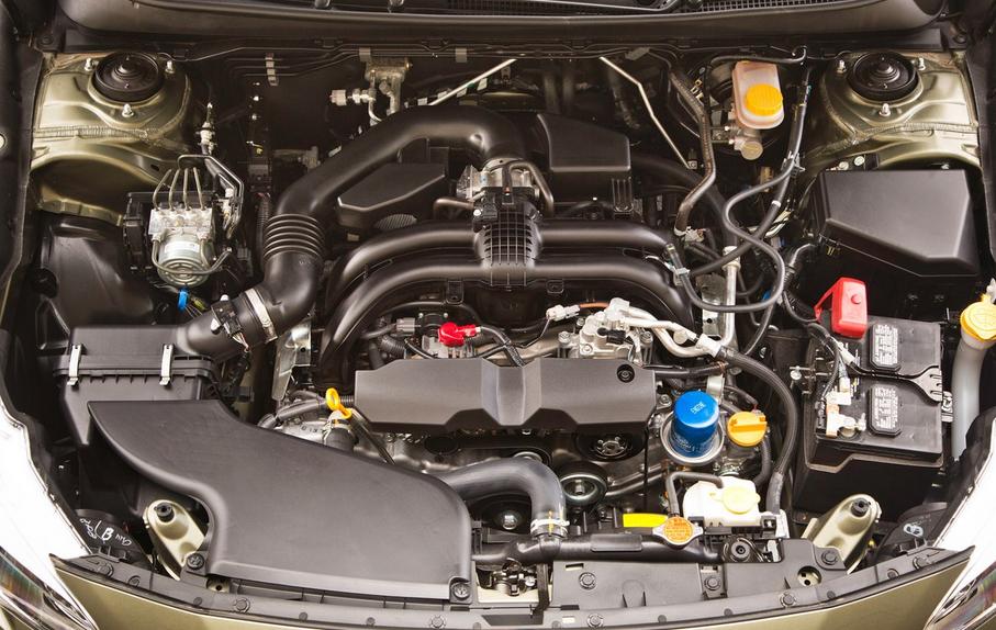 2020 Subaru Outback 2.5i Limited Engine