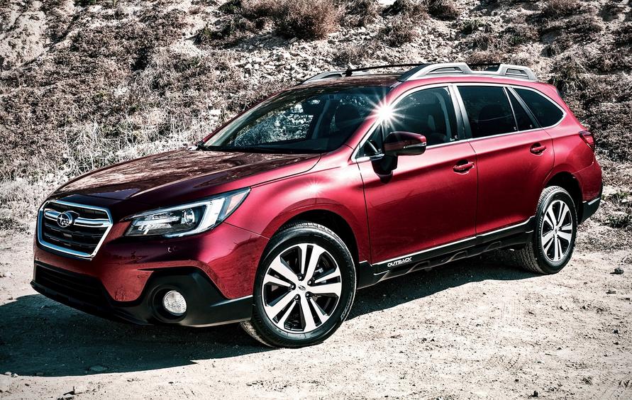 2020 Subaru Outback 2.5i Limited Exterior