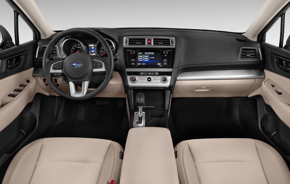 2020 Subaru Outback 2.5i Limited Interior