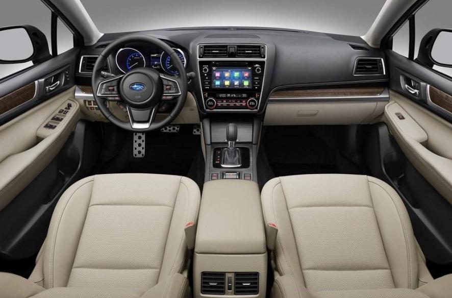 2020 Subaru Outback Concept Interior