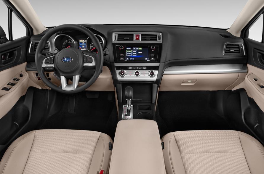 2020 Subaru Outback Reveal Interior
