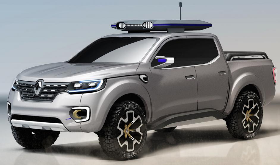 2020 Subaru Pickup Exterior