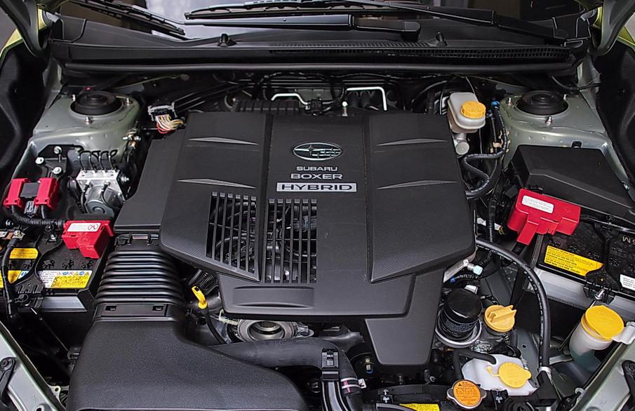 2020 Subaru S209 Engine