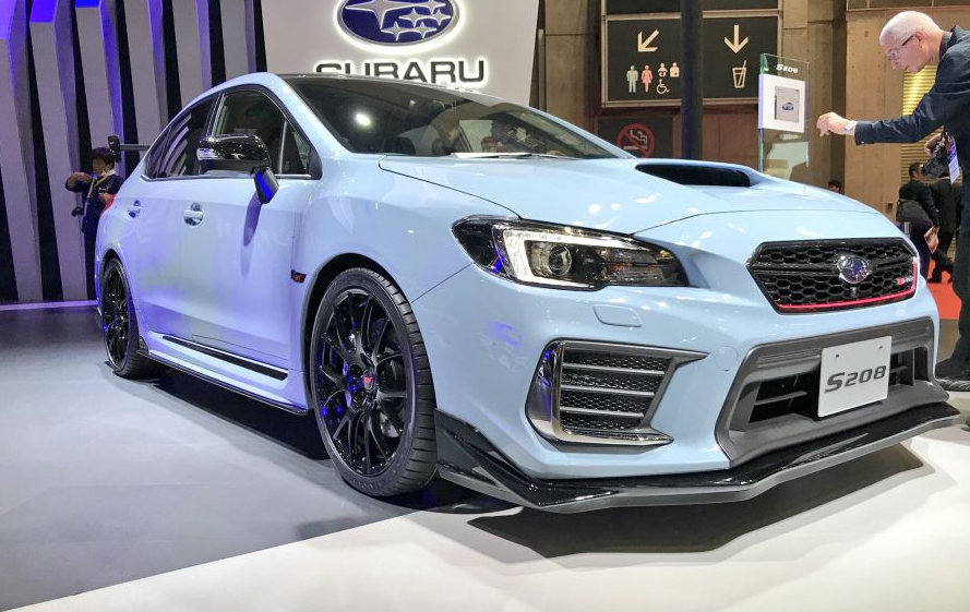 2020 Subaru S209 Exterior