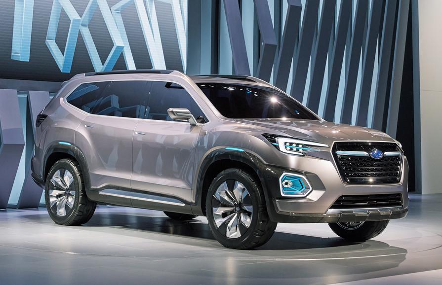 2020 Subaru Tribeca Exterior