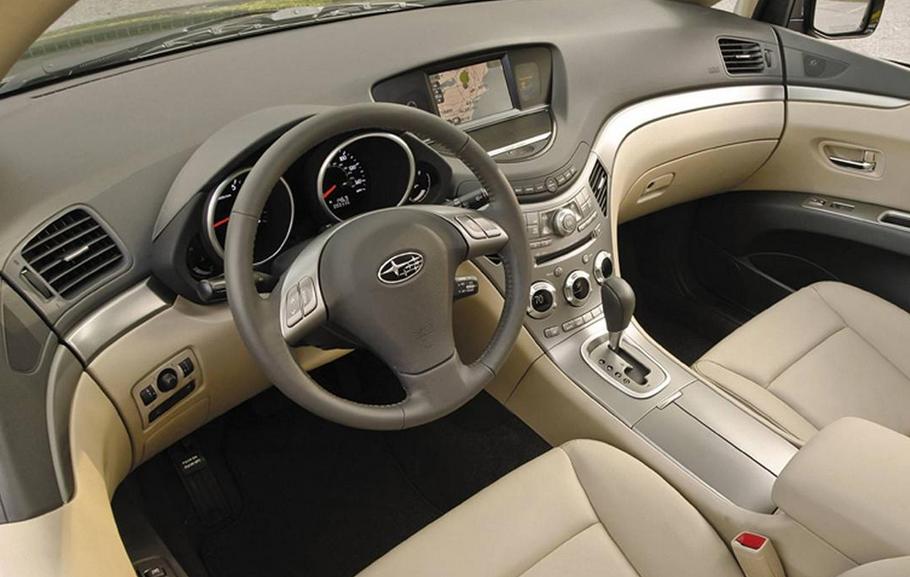 2020 Subaru Tribeca Interior