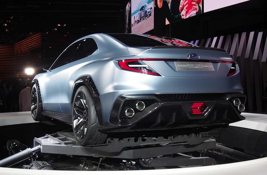 2020 Subaru Viziv Concept