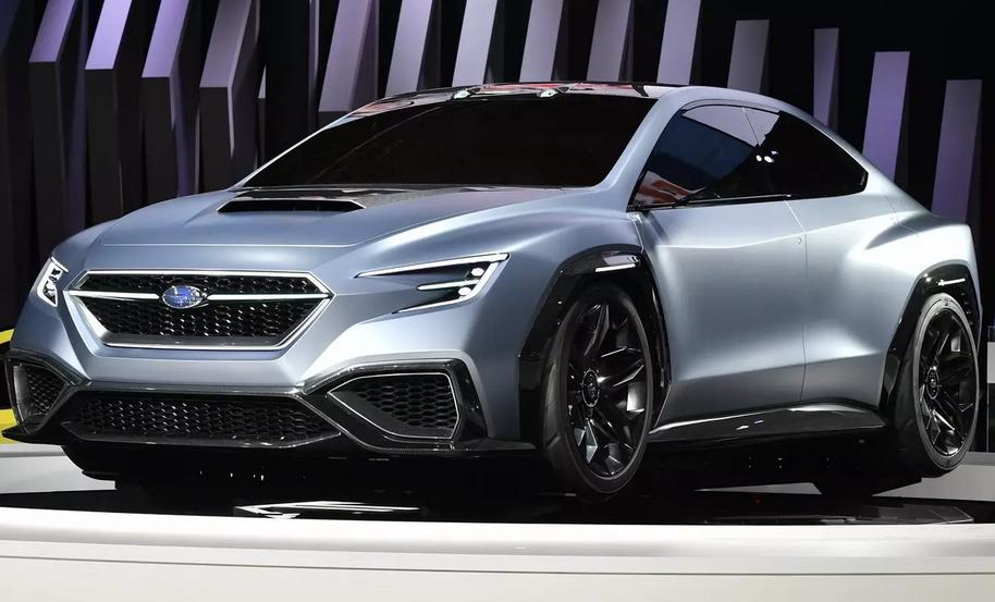2020 Subaru Viziv Exterior