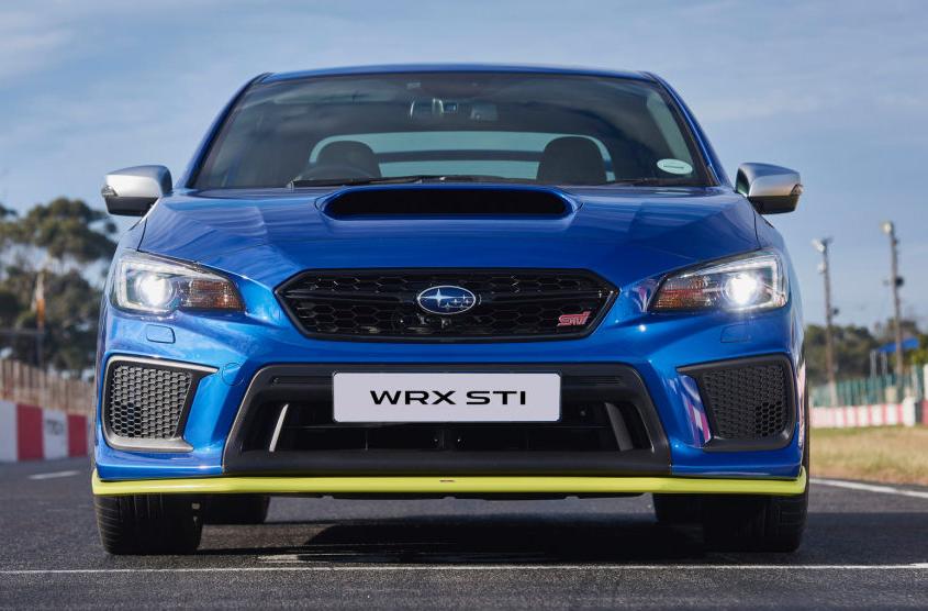 2020 Subaru WRX STI S209 Exterior