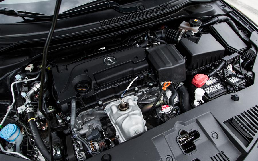 2021 Acura ILX Engine