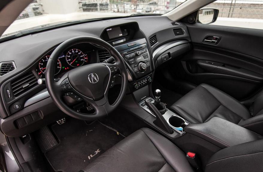 2021 Acura ILX Interior