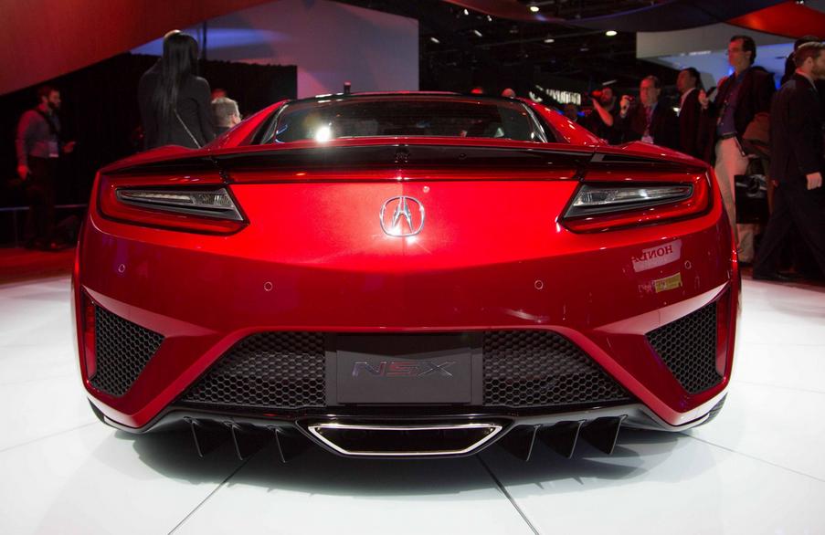 2021 Acura NSX Concept