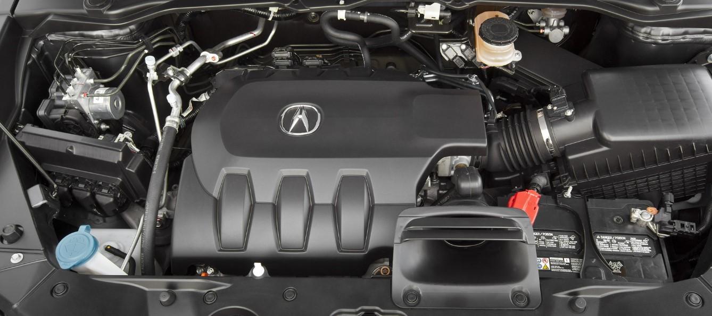 2021 Acura RDX Engine