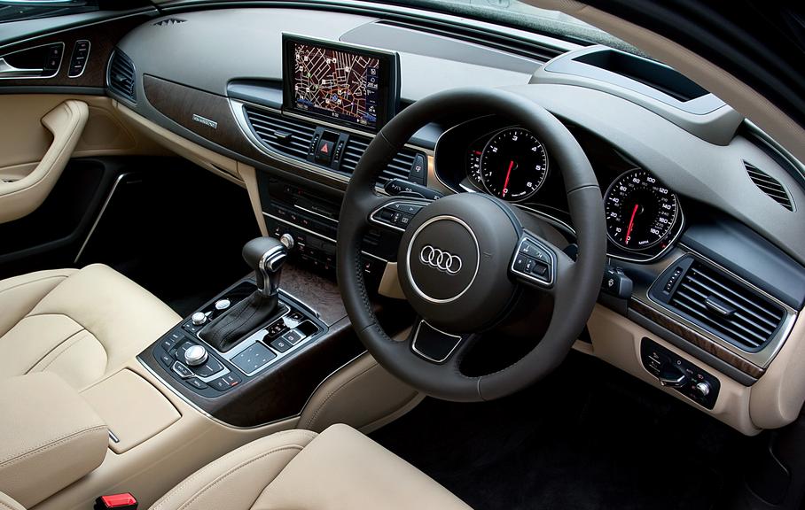 2021 Audi A6 Interior