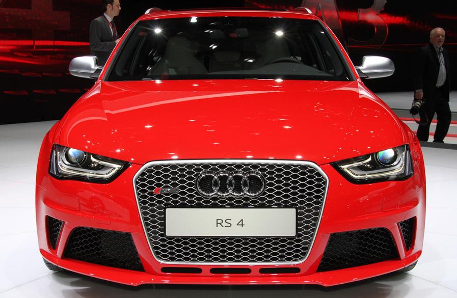 2021 Audi RS4 Exterior