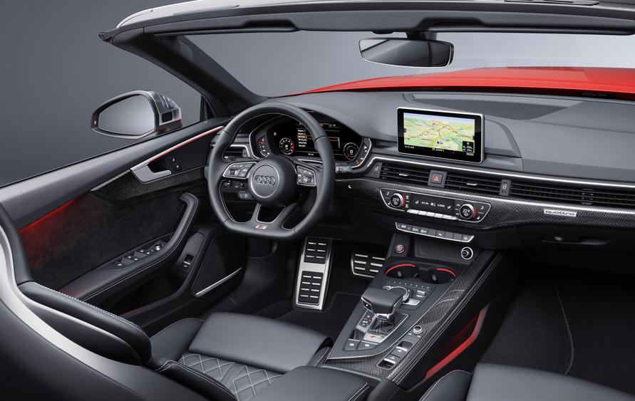2021 Audi RS5 Interior