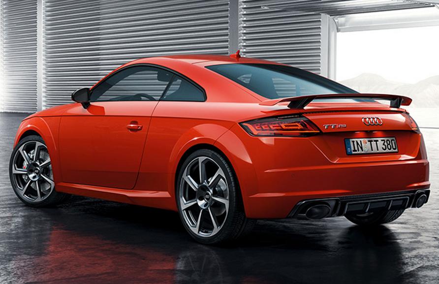 2021 Audi TT Concept