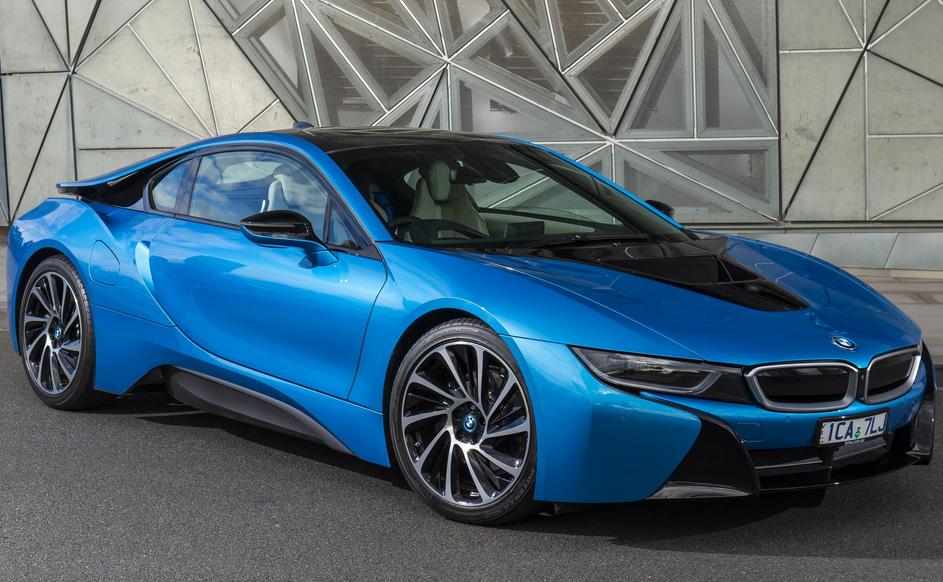 2021 BMW I8 Exterior
