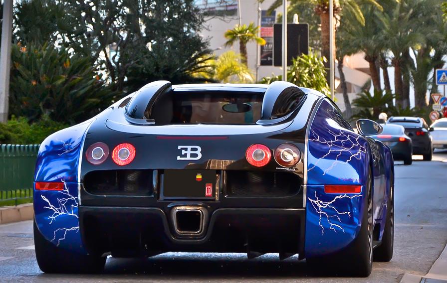 2021 Bugatti Veyron Concept