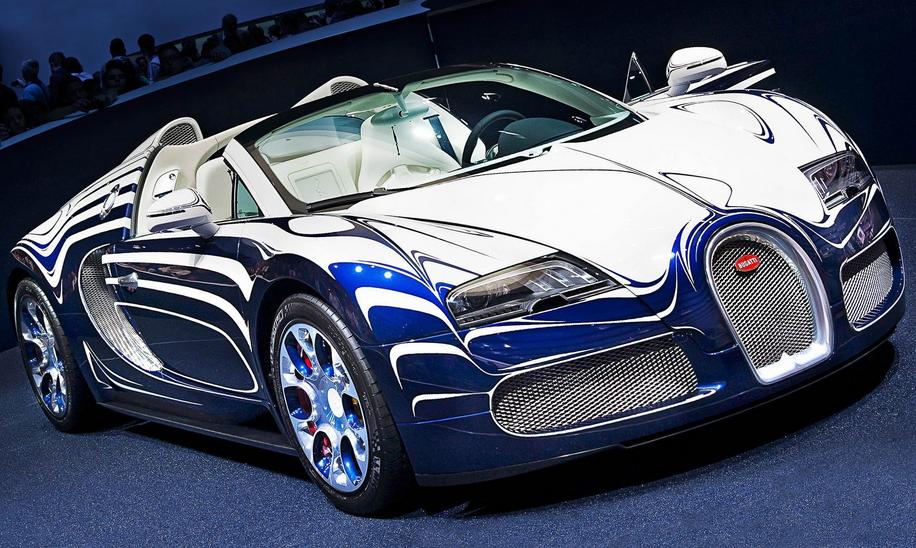 2021 Bugatti Veyron Exterior