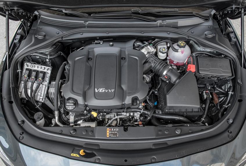 2021 Buick Lacrosse Engine