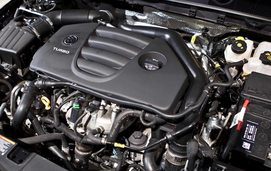 2021 Buick Regal Engine