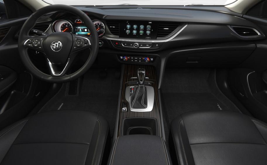 2021 Buick Regal Interior