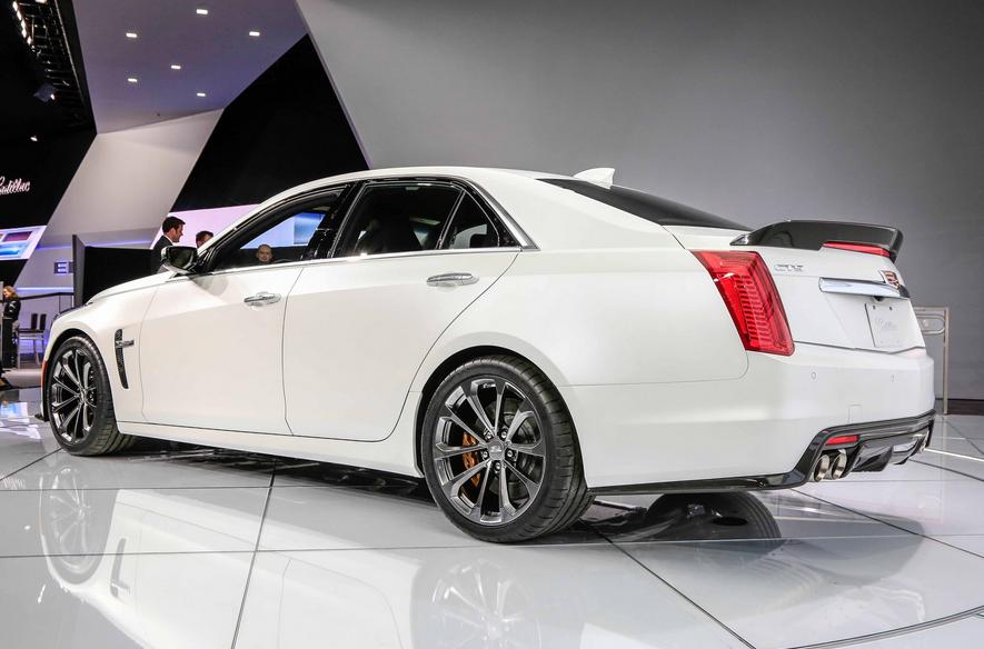 2021 Cadillac CTS-V Concept