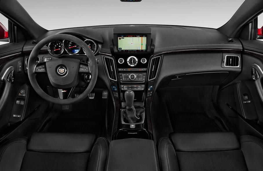 2021 Cadillac CTS-V Interior