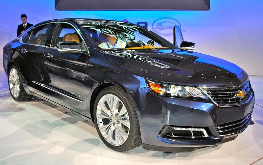 2021 Chevrolet Impala Exterior